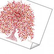 """Flower Tree"" Print"