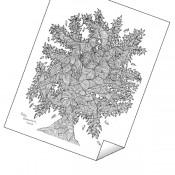 """Life Tree"" Print"