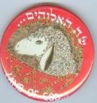 """""""Lamb of God"""" – Pin"""
